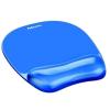 FELLOWES Crystal Gel kék csuklótámasszal géltöltésű (9114120)