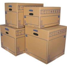 FELLOWES Költöztető doboz, 32x26X47 cm, FELLOWES  SmoothMove™ Everyday papírárú, csomagoló és tárolóeszköz