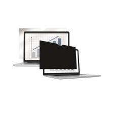 """FELLOWES Monitorszűrő, betekintésvédelemmel,368x230 mm, 17"""", 16:10 FELLOWES PrivaScreen™, fekete asztali számítógép kellék"""