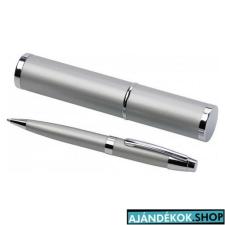 Fém golyóstoll, ezüst toll