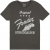 Fender Original Stratocaster T-Shirt Charcoal Grey M