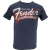 Fender Since 1954 Strat T-Shirt Blue L