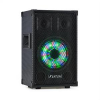 "Fenton TL8LED, 3-utas passzív hangfal, RGB-LED, 8"" woofer 400W, 2 x tweeter"