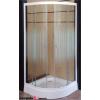 Feromix SZÁZCSÍKOS-90HL 90*90 zuhanykabin 90x185