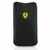 Ferrari Bőrtok FERRARI Scuderia Pouch Apple iPhone 3G / 4G - fekete