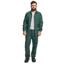 FF BE-01-001 set (kabát+nadrág) zöld 50