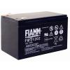 Fiamm Ólom akku 12V 12Ah (FIAMM) típus FG21202 VDS-minősítéssel (csatlakozó: F2)