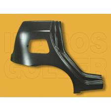 """"""""""" """"Fiat Punto 1999.09.01-2003.06.30 Hátsó sárvédő jobb 5 ajtós (2/3 rész)"""" karosszéria elem"""