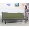 FILA kanapé zöld/szürke