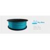 Filament PLA tekercs, 1,75mm Ég kék (1kg)