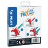 """FILCTOLL készlet, 0,39-0,7 mm, törölhető, PILOT """"Frixion Colors"""", 12 különböző szín (PFCOF12V)"""