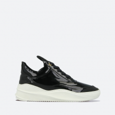 Filling Pieces Low Top Sky Shine Black 25528301861