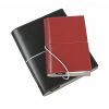 """FILOFAX Kalendárium, gyűrűs, betétlapokkal, A5 méret, , """"Domino"""", piros"""