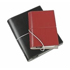 """FILOFAX Kalendárium, gyűrűs, betétlapokkal, A5 méret, , """"Domino"""", piros naptár, kalendárium"""