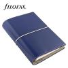 """FILOFAX Kalendárium, gyűrűs, betétlapokkal, personal méret, , """"Domino"""", kék"""