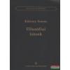 Filozófiai írások