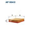Filtron AP004/2 Filtron levegőszűrő