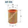 Filtron AR236 Filtron levegőszűrő