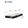 Filtron K1121 Filtron pollenszűrő