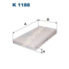 Filtron K1188 Filtron pollenszűrő
