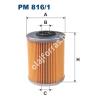 Filtron PM8161 Filtron üzemanyagszűrő