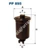 Filtron PP895 Filtron üzemanyagszűrő