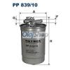 Filtron Üzemanyagszűrő (PP 839/10)