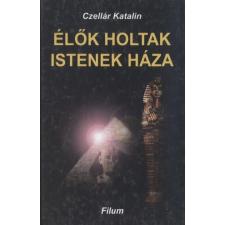 Filum Élők, holtak, istenek háza antikvárium - használt könyv