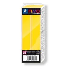 "FIMO Gyurma, 454 g, égethető,  ""Professional"", sárga süthető gyurma"
