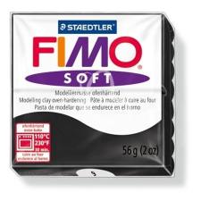 """FIMO Gyurma, 56 g, égethető, FIMO """"Soft"""", fekete gyurma"""