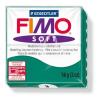 "FIMO Gyurma, 56 g, égethető, FIMO ""Soft"", smaragdzöld"