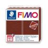 "FIMO Gyurma, 57 g, égethető, FIMO"" Leather Effect"", dió"