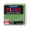 "FIMO Gyurma, 85 g, égethető, FIMO ""Professional"", levél zöld"