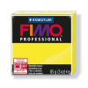 "FIMO Gyurma, 85 g, égethető, FIMO ""Professional"", sárga"