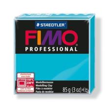 "FIMO Gyurma, 85 g, égethető, FIMO ""Professional"", türkiz süthető gyurma"