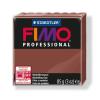 """FIMO Gyurma, 85 g, égethető,  """"Professional"""", csokoládé"""