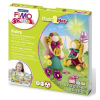 """FIMO Gyurma készlet, 4x42 g, égethető,  """"Kids Form & Play"""", tündér"""