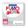 FIMO Kids Gyurma, 42 g, égetheto, világosszürke