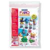 FIMO Öntőforma, , mókás állatok