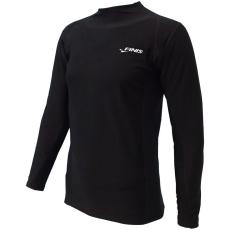 Finis Thermal Swim Shirt Youth Black XS