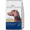 First Class Dog Adult Chicken 12kg Kutyaeledel