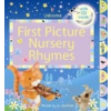 First picture nursey rhymes with cd
