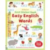 First Sticker Easy English