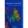 Fischer Eszter Modern mostohák