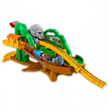Fisher-Price Thomas és barátai Adventures - dzsungel kaland thomas a gőzmozdony