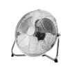 FK Technics 4738670 - Álványos ventilátor 35 cm, 3 sebesség, króm, 70W