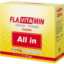 Flavitamin All In kapszula 2x60db vitamin és táplálékkiegészítő