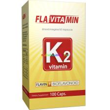 Flavitamin K2-vitamin 100 db kapszula - Flavin7 vitamin és táplálékkiegészítő