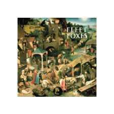 Fleet Foxes - Fleet Foxes (Limited Edition) (Vinyl LP (nagylemez)) rock / pop