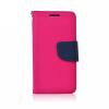 Flexi color book tok - LG Joy (H220) - rózsaszín - sötétkék